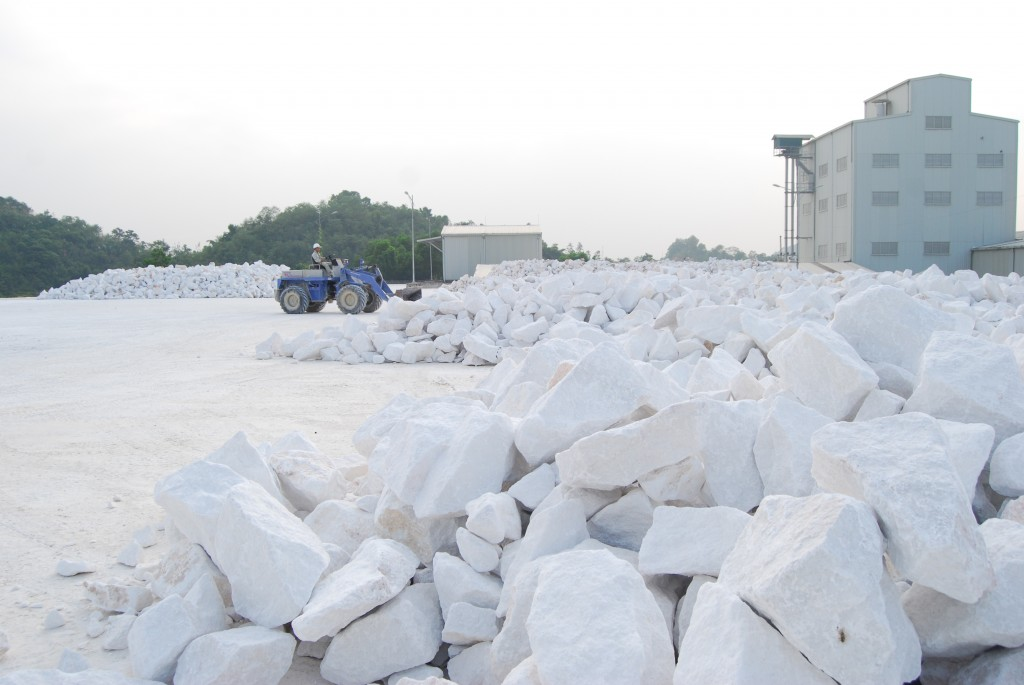 Best calcium carbonate manufacturers in Yen Bai
